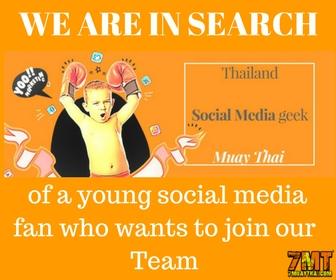 young social media geek